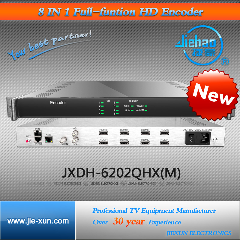 SPTS MPTS Android H264 HD IPTV Encoder