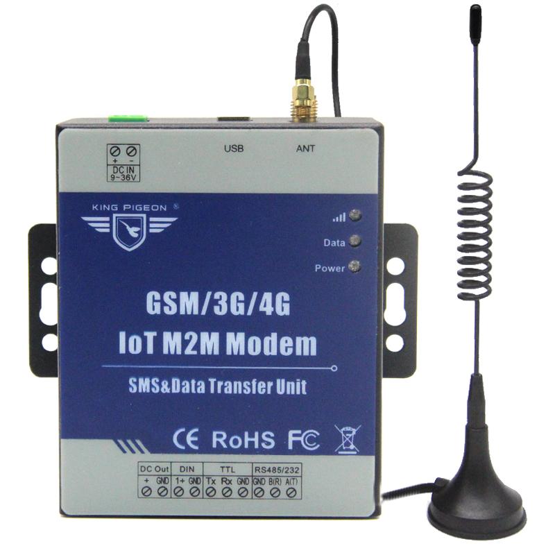 GSM/GPRS/3G/4G強力なとプログラム可能なマルチ目的ワイヤレス携帯モデムとデータ転送ユニットDTU D223