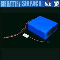Customized Rechargeable li-ion 36v 10Ah 16Ah lithium battery pack for electric scooter motor