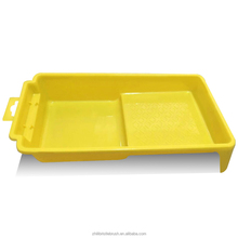 Paint roller tray for painting tools