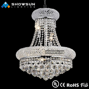 High quality fashion rock czech fake new design cristal chandelier