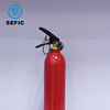 Hot sale co2 fire extinguisher/co2 cylinder
