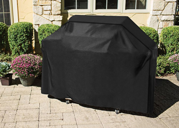 BBQ Grill Cover Outdoor Waterdichte Heavy Duty Barbecue Gas Grill Cover