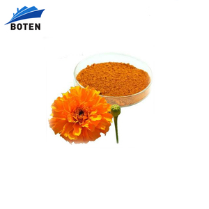 100% Natural marigold extract lutein zeaxanthin powder