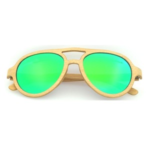 Free Sample Fashion design hinge wood sun glasses heart wood sunglasses from Sifier