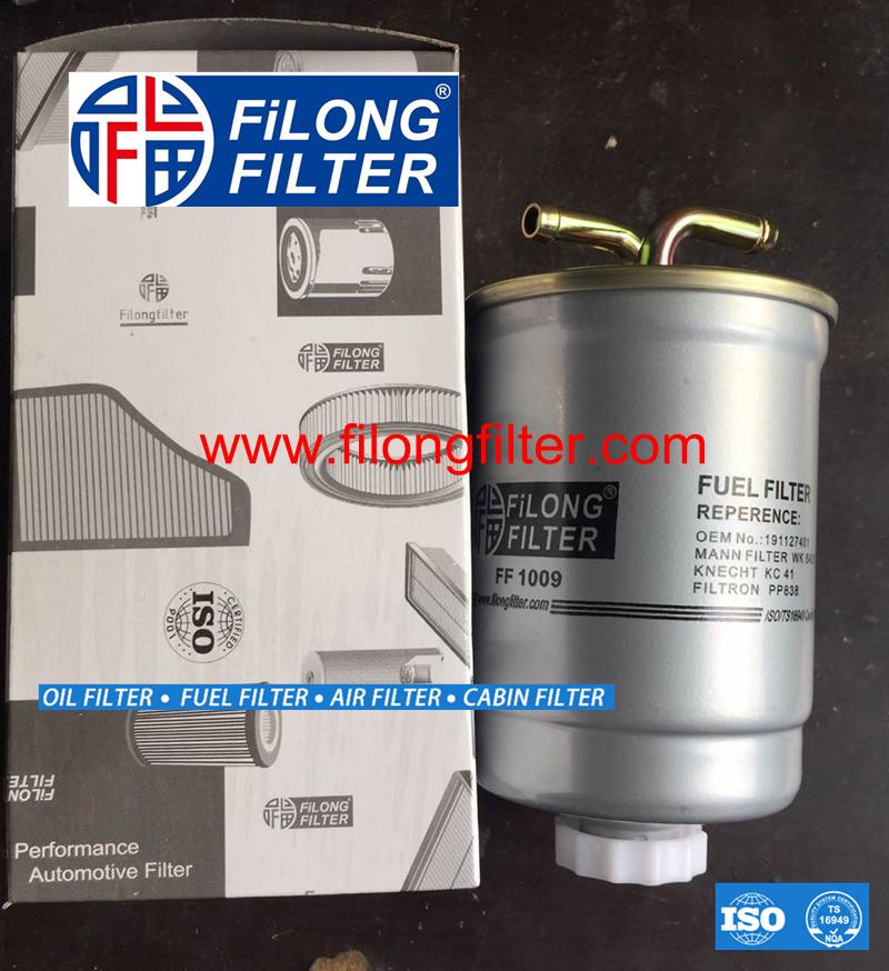 Filong Same Man Diesel Filter For Vw Ff
