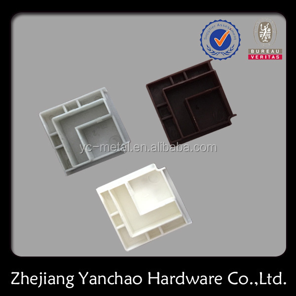 hot selling OEM plastic product furniture plastic window parts