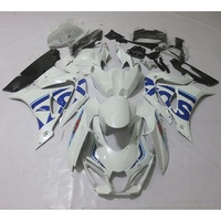 Motorcycle Parts Fairing Bodywork Panel Kit Set Fit for SUZUKI GSXR1000 2017-2019 K17 18 19 New arrival Gloss White