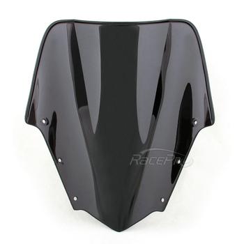 Custom Racing Dirt Bike Windshield For Yamaha FZ1 Fazer 2006 2011