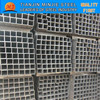 pre galvanized square of construction steel sold to myanmar