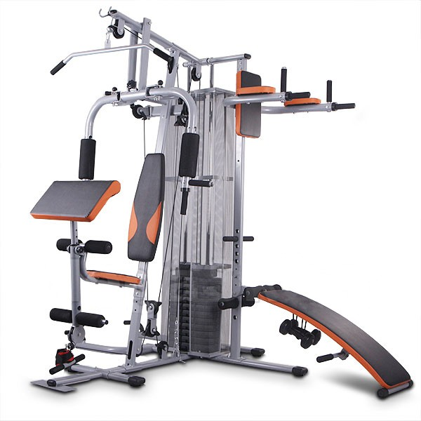 Power Tower Strength Multi Station Used Home Gym Equipment ...