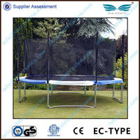 Hot selling new model high quality outdoor gymnastics body fitness jumping trampoline