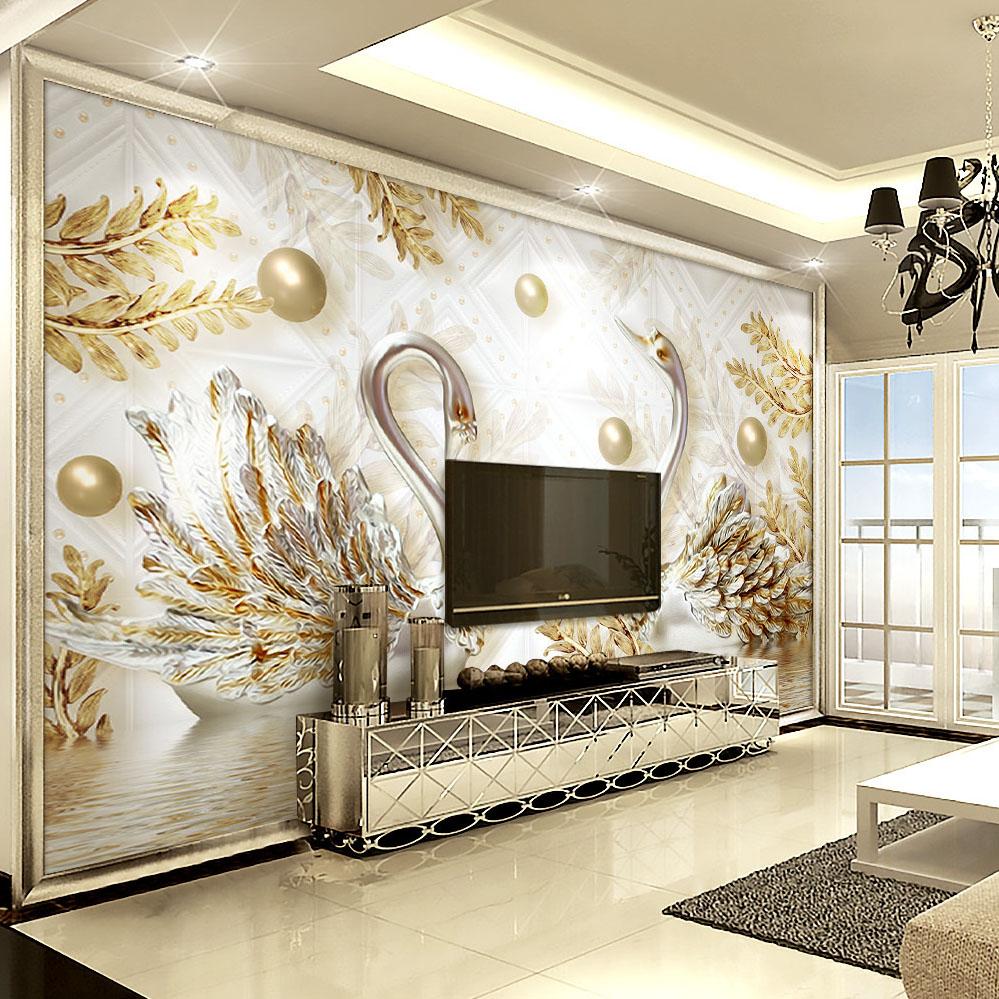 New Design Behang Slaapkamer #VG67