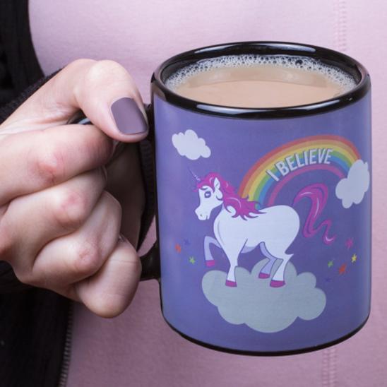 Sublimation Photo Color Changing Ceramic Sublimation Magic mug