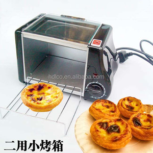 CE CB Timer Control Portable Electric gas pizza oven