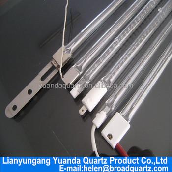 Infrared Drying Heater Lamp Tube,Quartz Halogen Infrared Heater ...