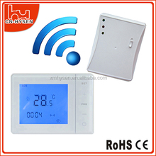 wireless digital programmable room thermostat