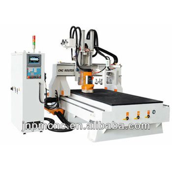 Woodworking cnc router center PM-D1325ATC
