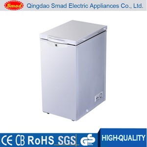 70L wholesale mini freezer mini deep freezer mini chest freezer