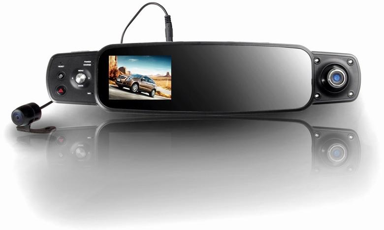360 degree dvr for car recorder 3 lens with hd080p gps logger option g sensor rearview 3 0 tft. Black Bedroom Furniture Sets. Home Design Ideas