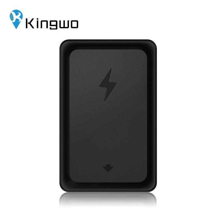 Masa Pakai Baterai Yang Lama Magnetik Instalasi LTE 4G GPS Tracker Portable untuk Aset Pelacakan GPS