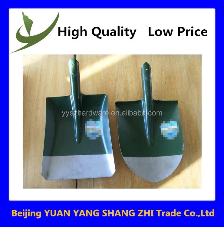 Cheap and Durable Stainless Steel Shovel Head Made in China