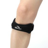 Adjustable patella knee straps, support guard
