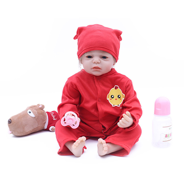 "Otard Dolls 18""baby lovely doll and silicone reborn baby dolls for sale"