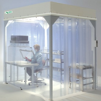 2000 3000 Portable Mobile Clean Room Buy Mobile Clean