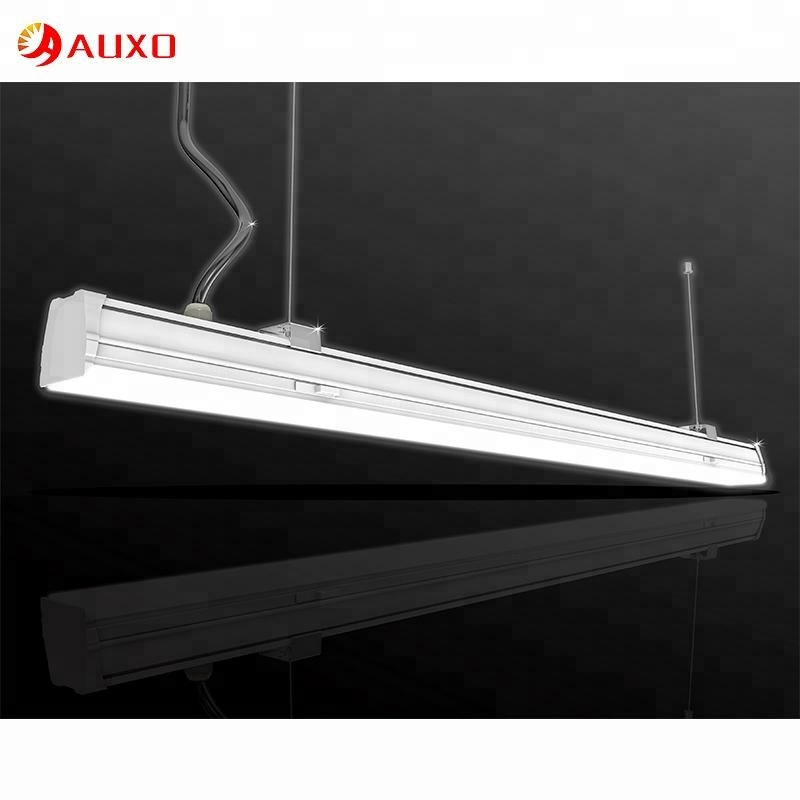 Super bright 60W office led tube light fixture led shop light 4 ft