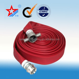 fire resistant hose, fire hose part, fire hose fabric