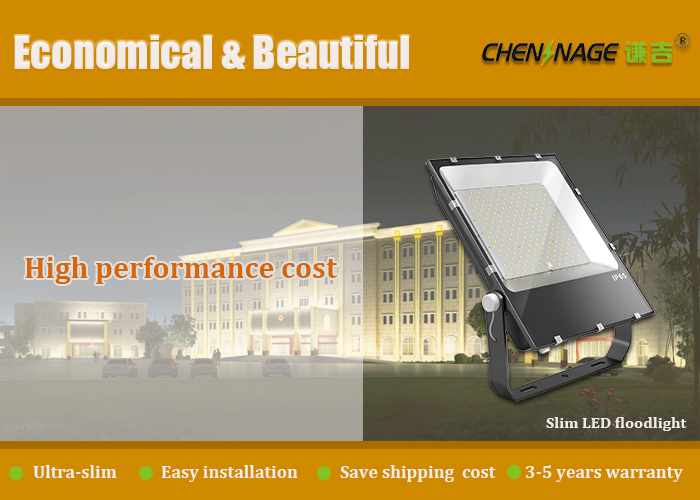 Factory price IP66 waterproof tennis court LED flood light 100w 150w 200w