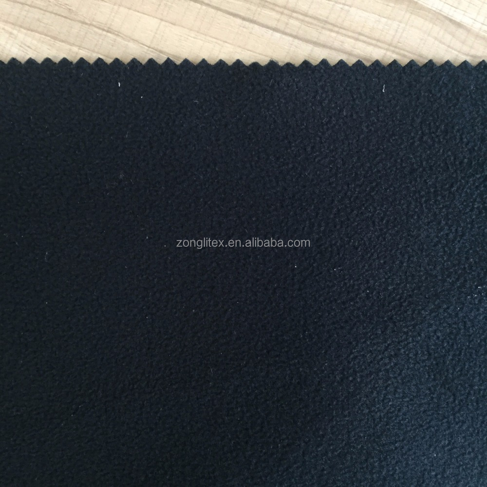 knitted 100% polyester Soft Shell fabric with waterproof