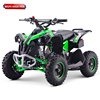 Easy pull starter ELECTRIC Mini ATV QUAD 4 Wheel SPORTS Bike for kids