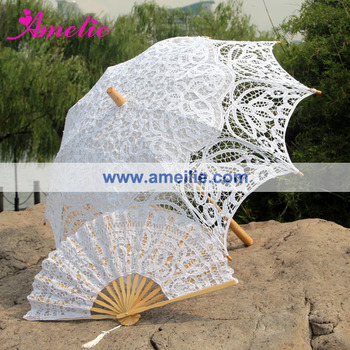 A0104 Umbrella and Fan Wedding Decoration Supply