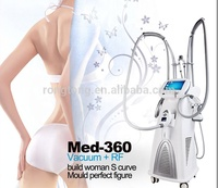 Advanced technology new system rf body shaping body slimming system vacuum cavitation machine