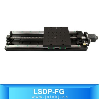 Motorized Linear Stages Slides Rail For Microscope Optical