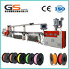 Competitive price easy operation 3d printer filament extruding line
