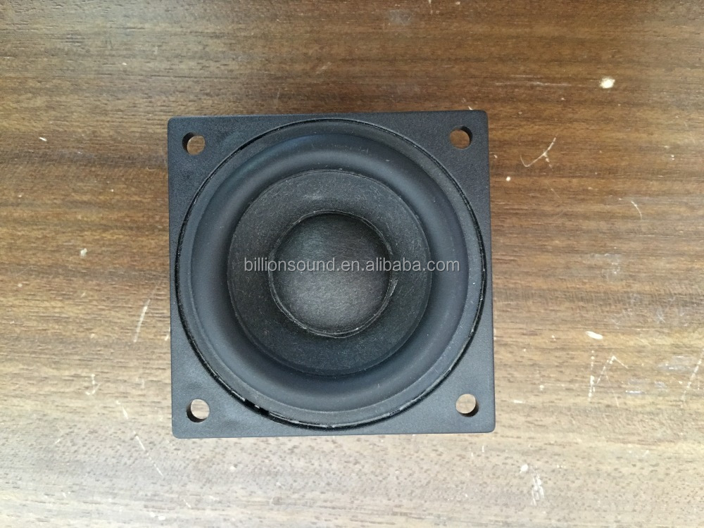 46x46mm 3W square sound <strong>speaker</strong>