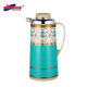 1.6L Customize Iron Metal Coffee Pot Water Kettle Thermos Vacuum Glass Termos Capacity 1.0L 1.3L 1.6L 1.9L