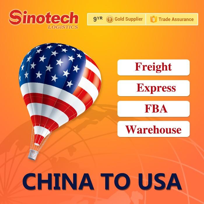 China To Usa Freight Forwarding Door To Door Service Air Cargo ...