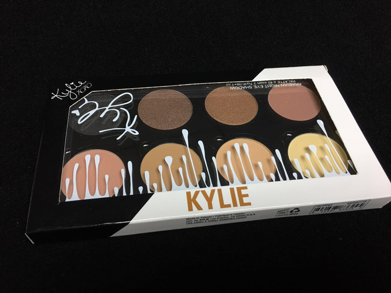 Kylie Cosmetics Kyshadow 8 Colors Arab Eyeshadow Palette
