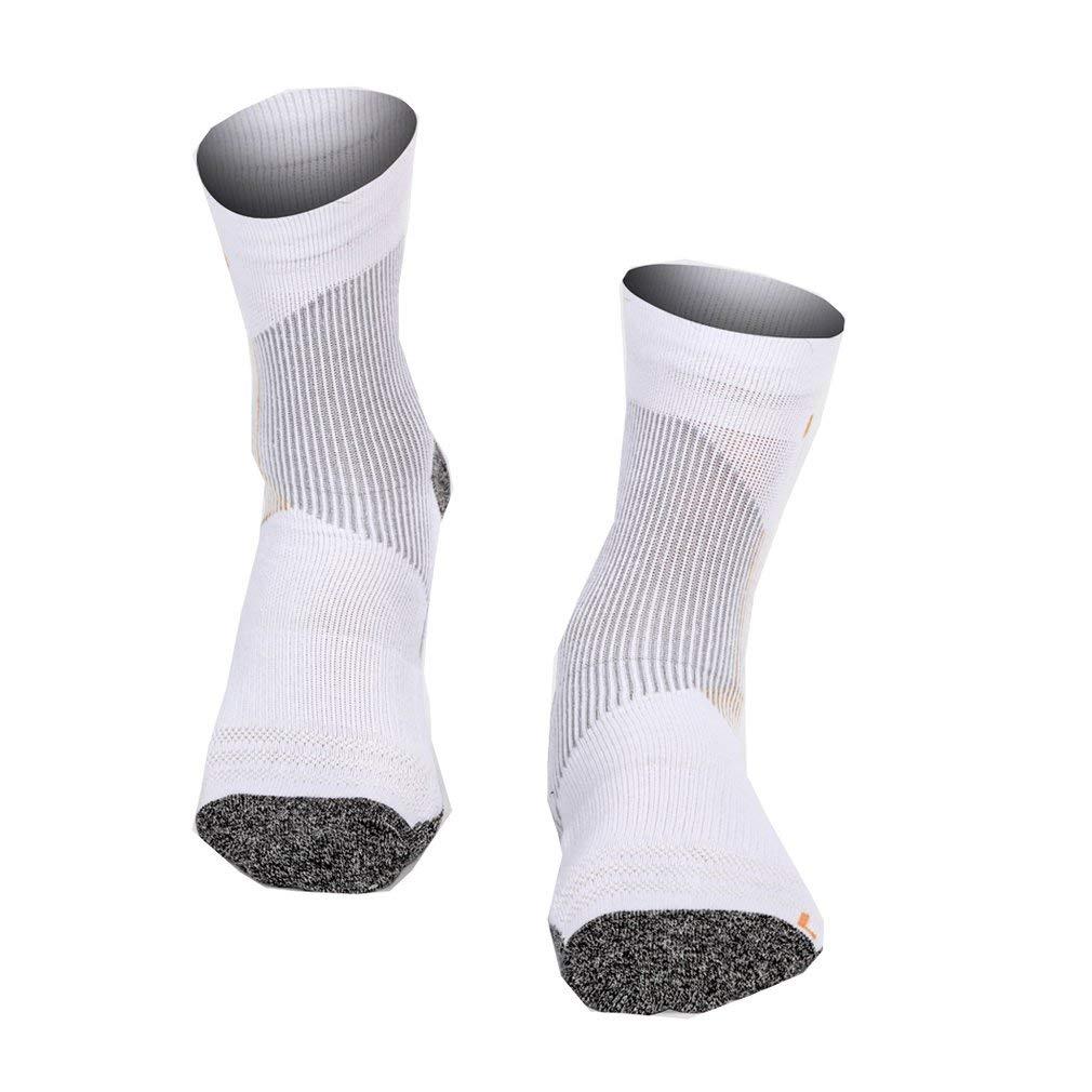 73a01a4bc17 Get Quotations · UB R-Bao Unisex Sports Socks Marathon Running Socks Ankle Compression  Socks Short