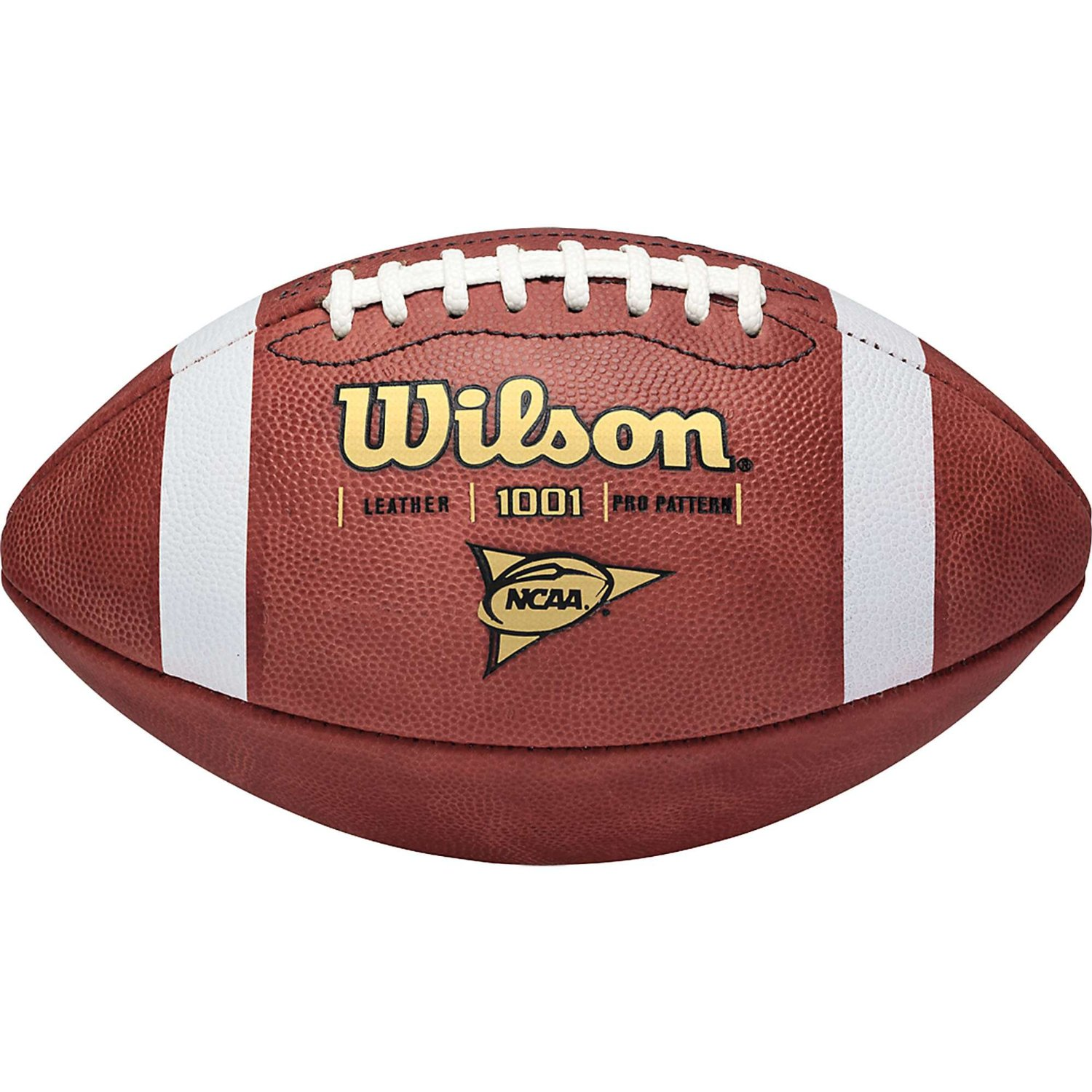 Wilson Official NCAA Game Ball 1001 Leather Football