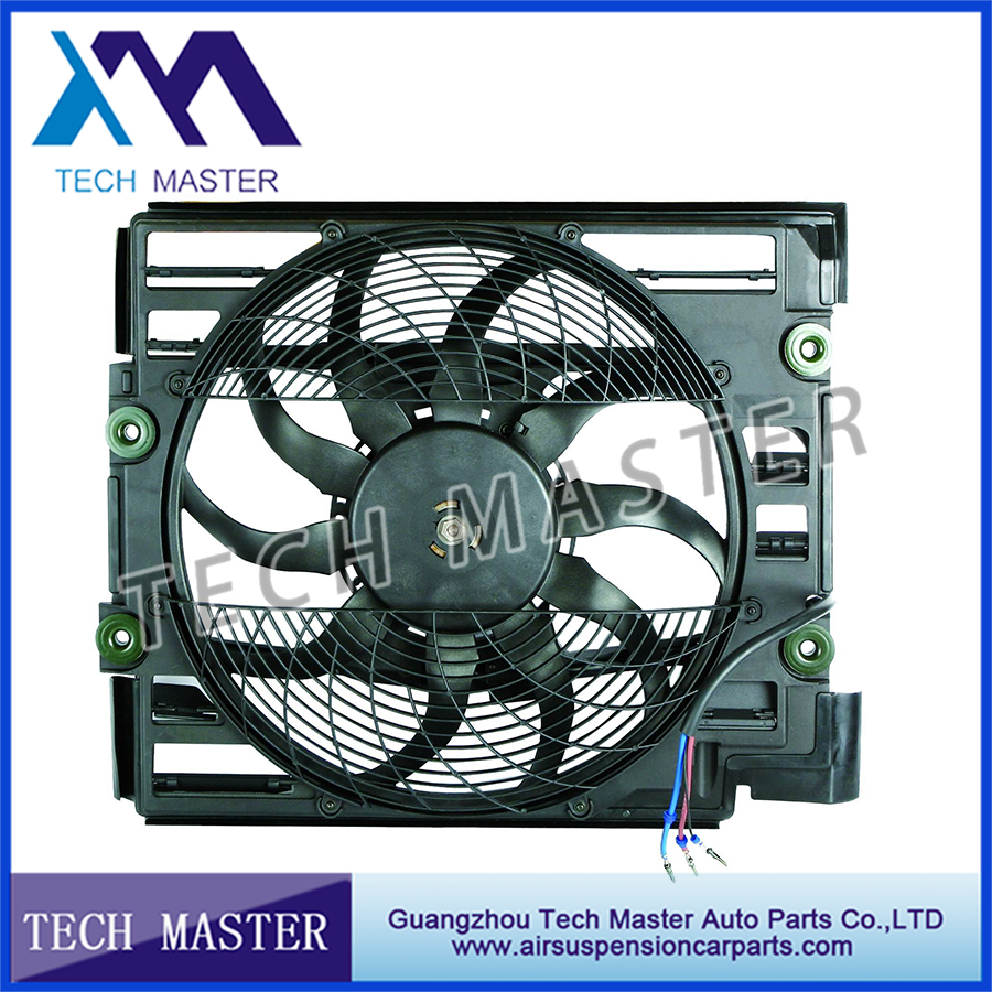Suspension Gold Supplier 12V Radiator Cooling Fan For E39 OEM 64548380780 64548370993 64548371362