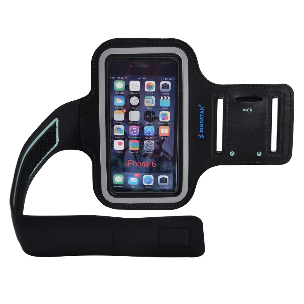 Neoprene Gym Sport mobile phone armband