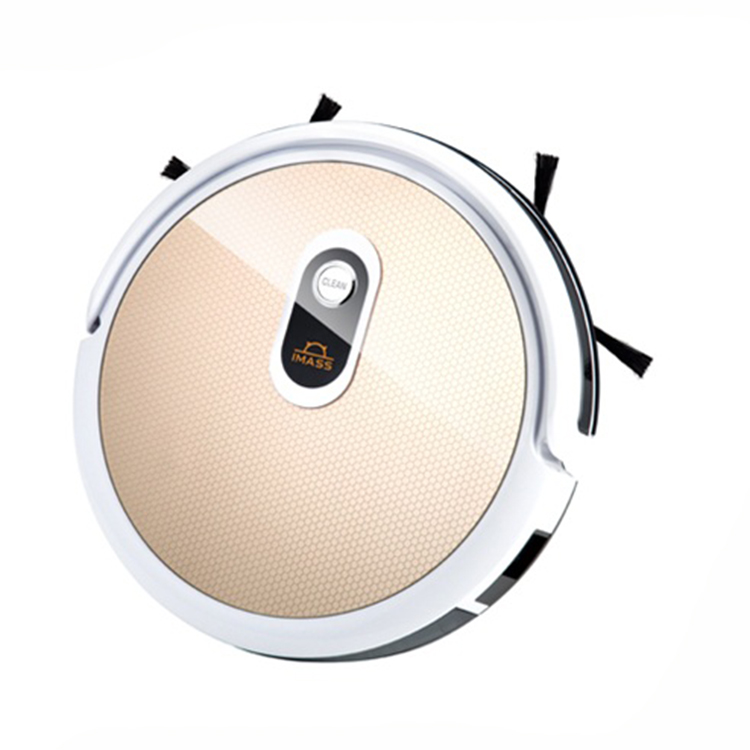 2019 brand new professional robot vacuum cleaner wet and dry electric robot mini automatic robot vacuum cleaner