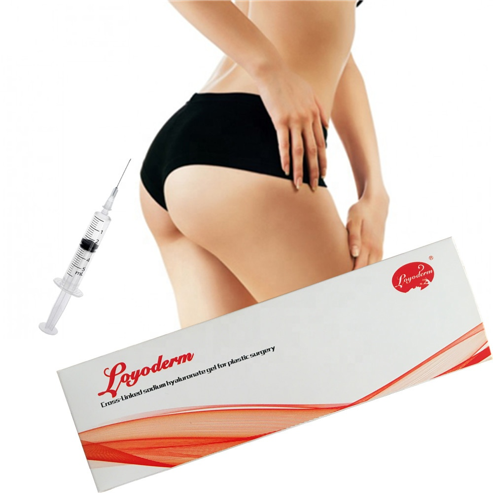 Buttock injection sub-q hyaluronic acid dermal filler фото
