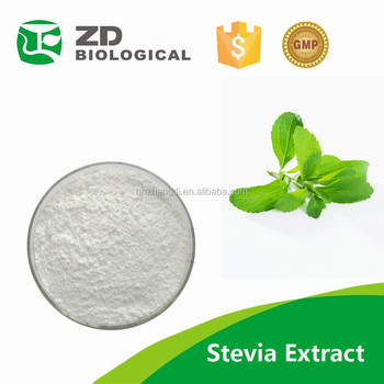 Factory High Quality Stevia Leaf Extract RA 97%Powder Stevia Extract/Stevia Sugar