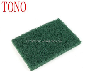 Industrial Green Nylon Abrasive Multy function Cleaning Scouring Pad, Polish Cloth